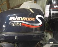 EVINRUDE 150HP FITCH ENGINE