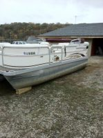 USED 18' SUN CATCHER G3 PONTOON